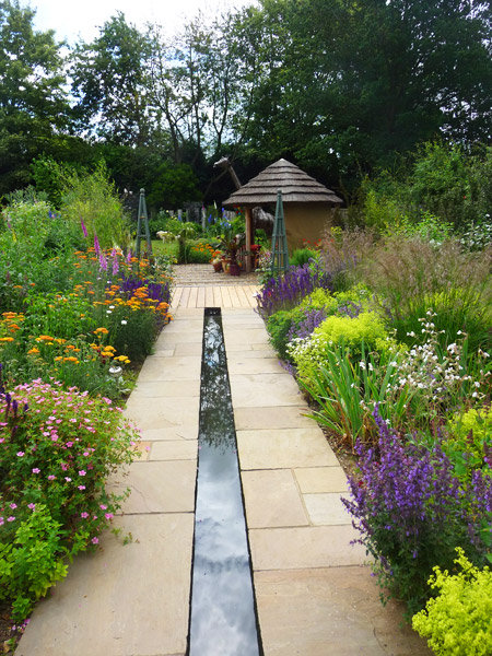 Arts and crafts garden - Summer projects house garden ...