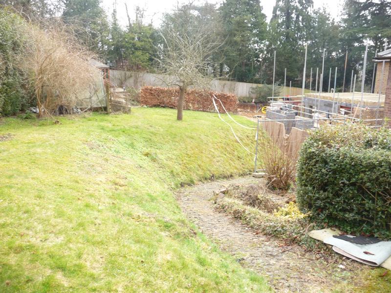 country garden before design