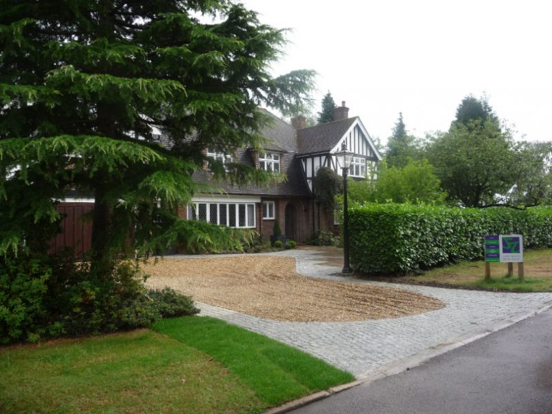 front garden design and landscaping