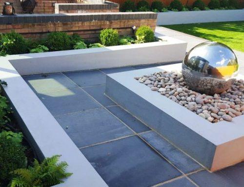 Contemporary Family Garden, St Albans